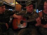 Армейские песни. Снова дождик за окошком