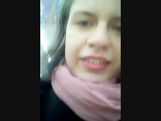 Каролина Сайфутдинова - Live