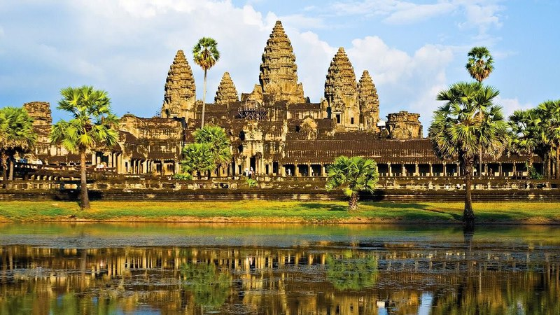 Il mondo insieme I viaggi Cambogia