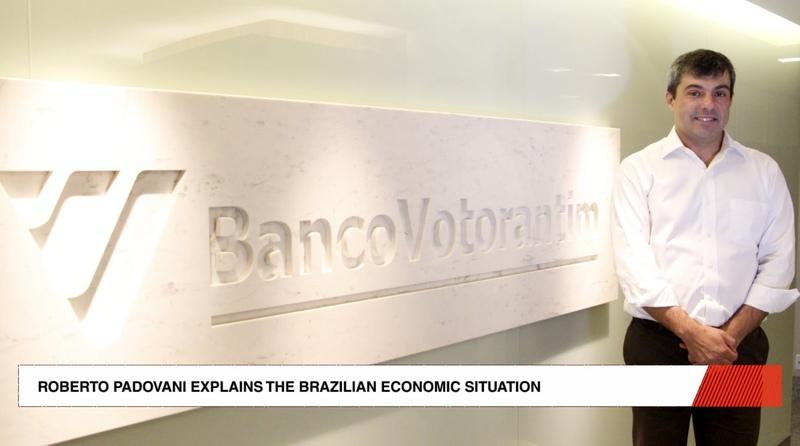Интервью • Рост экономики Бразилии часть 1