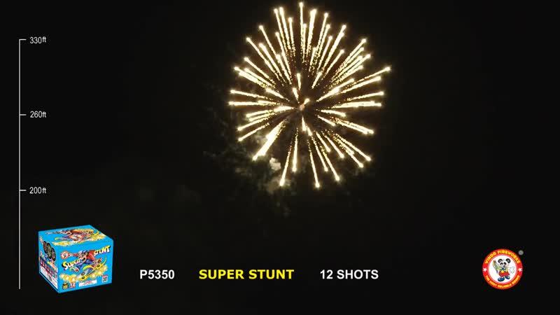 P5350 SUPER STUNT 12S WINDA FIREWORKS