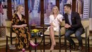Natalie Dormer Live With Kelly and Ryan 05 21 2018