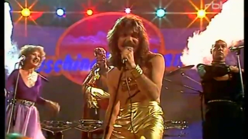 Dschinghis Khan - Rocking Son Of Dschinghis Khan live in USSR 1979 HD p50