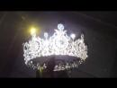 Свадебная корона для невесты 6 см