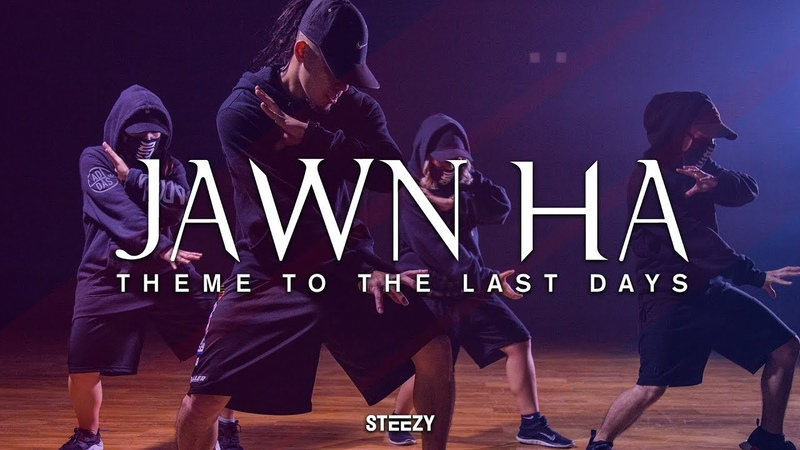 Jawn Ha Choreography | Theme To The Last Days | STEEZY.CO (Advanced Choreo Class)