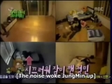 SS501 - Kim Hyun Joong Trying to Turn Off the Lights ENG SUBS