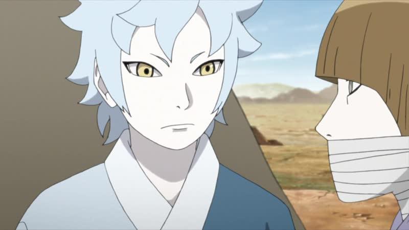 Боруто Новое поколение Наруто Boruto Naruto Next Generations 78 серия OVERLORDS Ruri