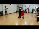 RESUMEN Clase de Tango Canyengue y Milonguero