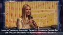 Ivanka Convinced President Trump to Pass Obama's UN Hillary Doctrine to Feminize National Security