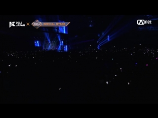 [VK] 180415 SF9+Golden Child+THE BOYZ - Girls Cover @ KCON 2018 JAPAN x M COUNTDOWN
