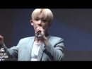 VK160522 MONSTA X fancam Wonho focus @ Dongja Art Hall Fansign