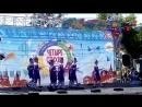 Выступление наших стюардесс 17 июня на сквере Кирова