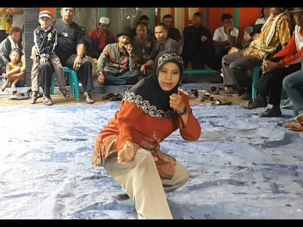Seni Bela Diri Kuntau dari Kalimantan Selatan Amuntai Part 2