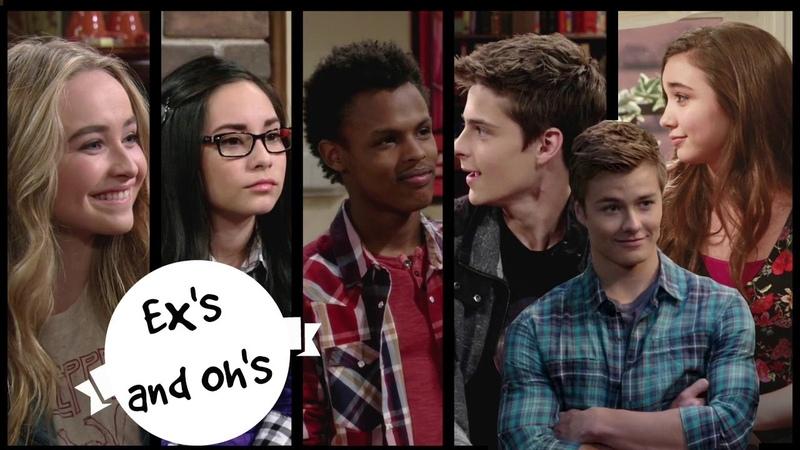 Lucas Friar || Ex's Oh's (Farkle, Maya, Riley, Zay, Smackle)