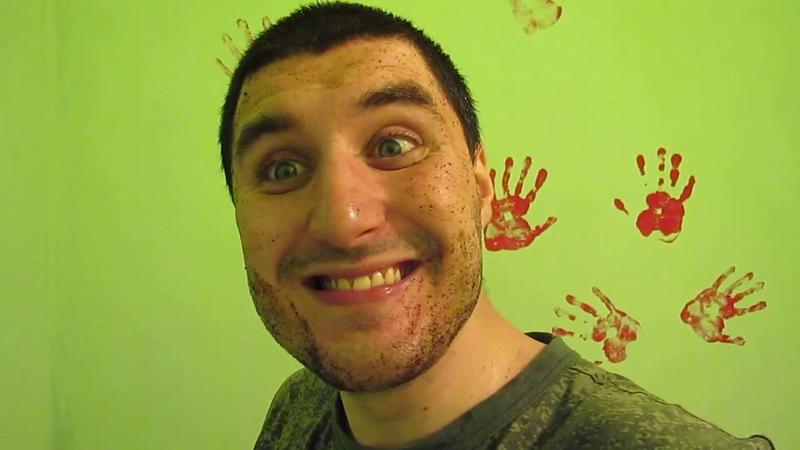 Эльдар Богунов моет голову лекарствами и наносит кофе на лицо!