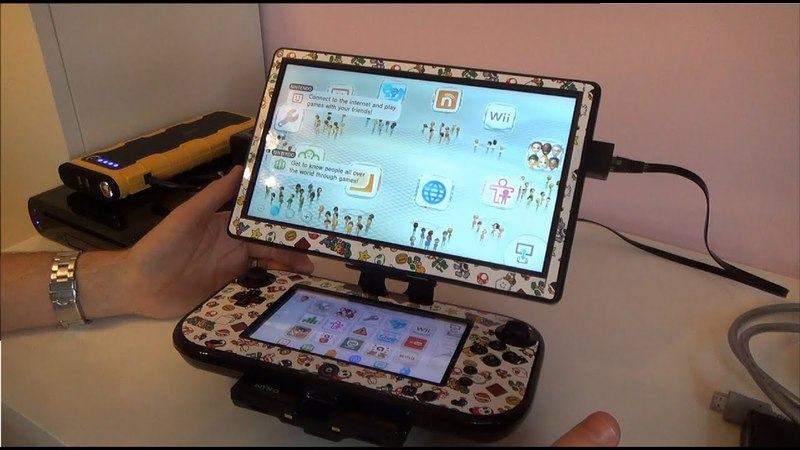 DIY Nintendo Wii U 2DS XL