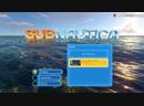 Subnautica океан другой планеты Погружение на глубину Выжить Стрим часть 4