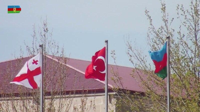 Kursantlar arasında beynəlxalq idman oyunları davam edir 18 04 2018