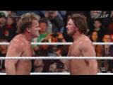 (WWE Mania) Fastlane 2016 AJ Styles vs Chris Jericho