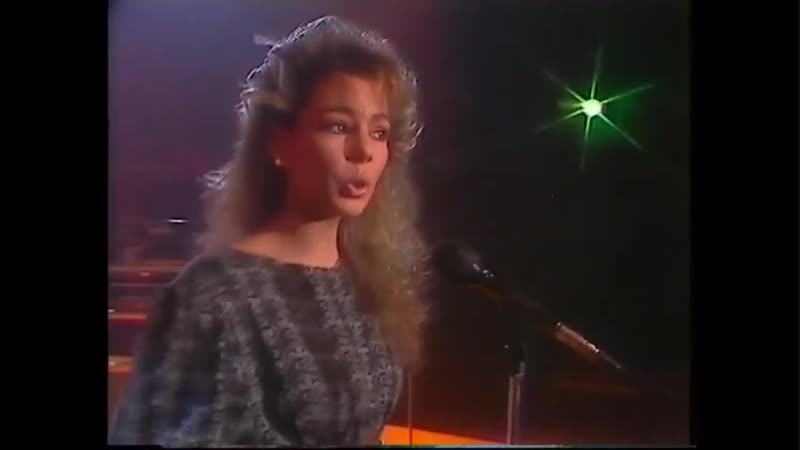 Sandra – Midnight Man Everlasting Love (A Tope, Spain, 13.11.1987)