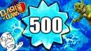 ТЕПЕРЬ ТЫ ЗНАЕШЬ СКОЛЬКО НУЖНО ОПЫТА ЧТОБЫ ДОСТИЧЬ 500 ЛВЛ В CLASH OF CLANS! 1