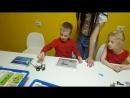 Первые роботы деток нашего клуба
