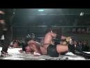 Takuya Nomura Fuminori Abe vs Kazuki Hashimoto Yuya Aoki BJW Death Vegas 2018