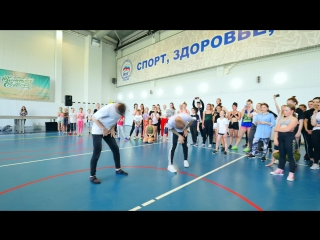 SUMMER GROOVE DANCE CAMP | VITALY NINJA VOGUE