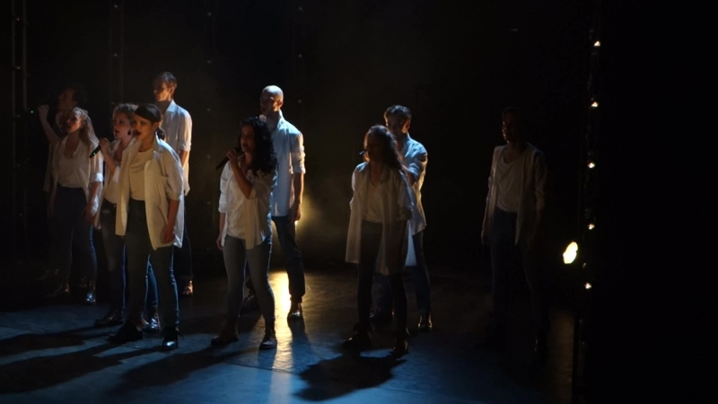 Bohemian Rhapsody - Мы из мюзикла.13.07.18 Учебный театр на Моховой