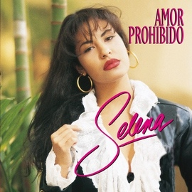 selena альбом Amor Prohibido