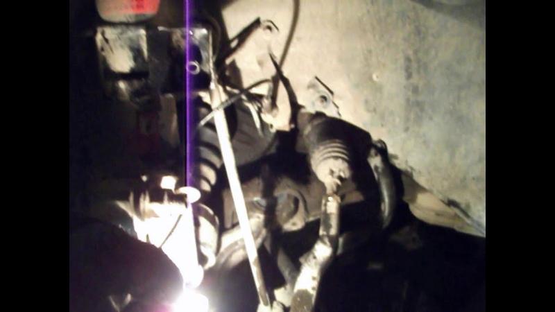 ремонт передней подвески VOLVO xc70 кат№№