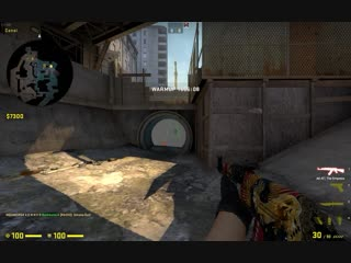 Overpass: fast smoke to monster
