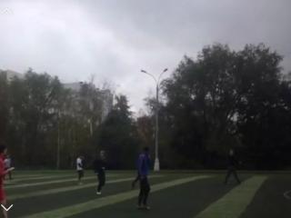 Красивый гол, чемпионат башкир Москвы