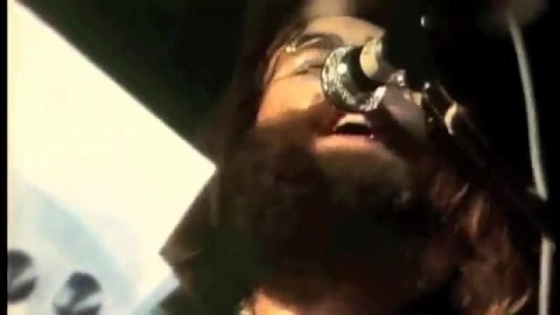 John Lennon Cold Turkey live in Toronto (1969)