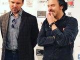 Андрей Егоров и Николай Лазарев на Булгаковском фестивале Подслушано из жизни