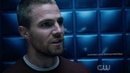 The Flash 5x09 - Barry Dislocates His Thumb Oliver Phases HD Elseworlds Crossover