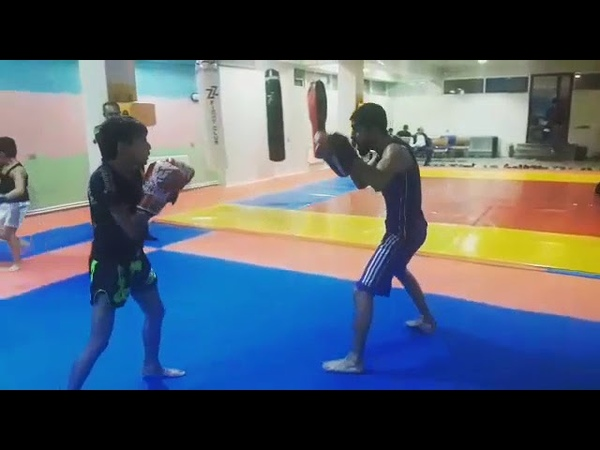 Qızıl Əlcək - AZE BOX (Hard training)
