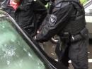 Сотрудники МВД задержали телефонных мошенников оперативная съёмка