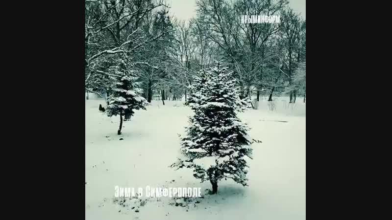 зима в Симф