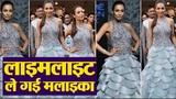 Malaika Arora Hot Ramp Walk At Lakme Fashion Week 2019 Final Day