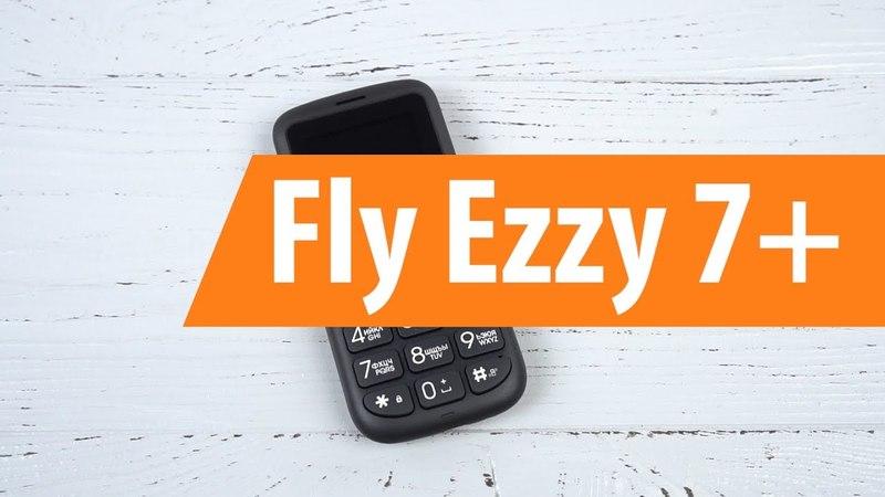 Распаковка Fly Ezzy 7 / Unboxing Fly Ezzy 7