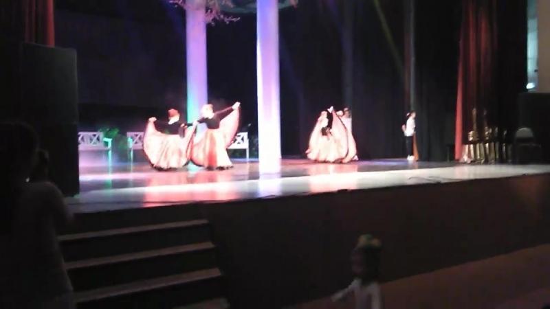 Фламенко! Эстрадные танцы ( 4-6 лет) выступления в г. Чехов