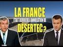 Algerie Mégaprojet allemand La France a t elle saboté Désertec