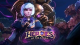 Heir of Raven Court Heroes of the Storm BlizzCon 2018 Hero Trailer