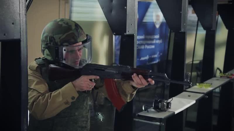 Пулестойкая дверь BMD-8 АКМ (1)