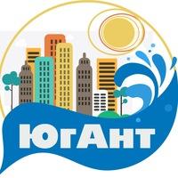 Логотип ЮГАНТ ИНВЕСТ. Квартиры в Краснодаре