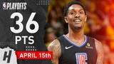 Lou Williams EPIC Game 2 Full Highlights vs Warriors 2019 NBA Playoffs - 36 Pts, 11 Ast, CLUTCH!