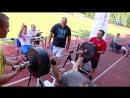 Сильнейшие паралимпийцы России по пауэрлифтингу встретились с тяжеловесами Крыма