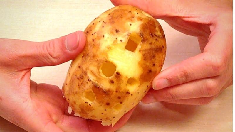 Darude Sandstorm Potato Cover