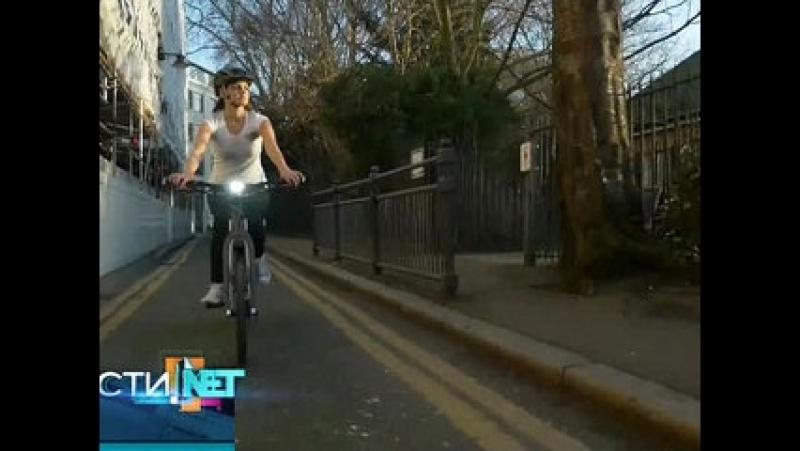 Вести.net. Умные велосипеды Ford и второй Yotaphone на выставке MWC